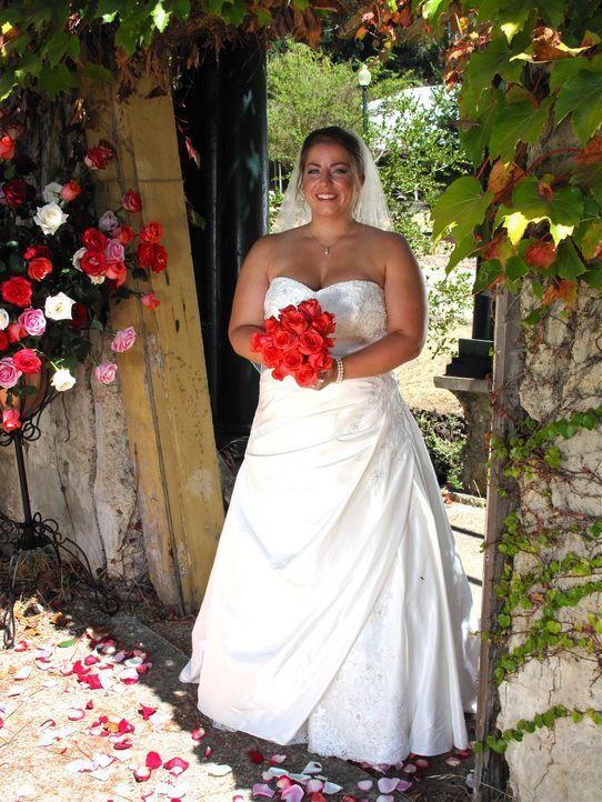 Wie wird sich die Braut Brittany im Vergleich zu den drei anderen Bräuten schlagen? - Bildquelle: Richard Vagg DCL