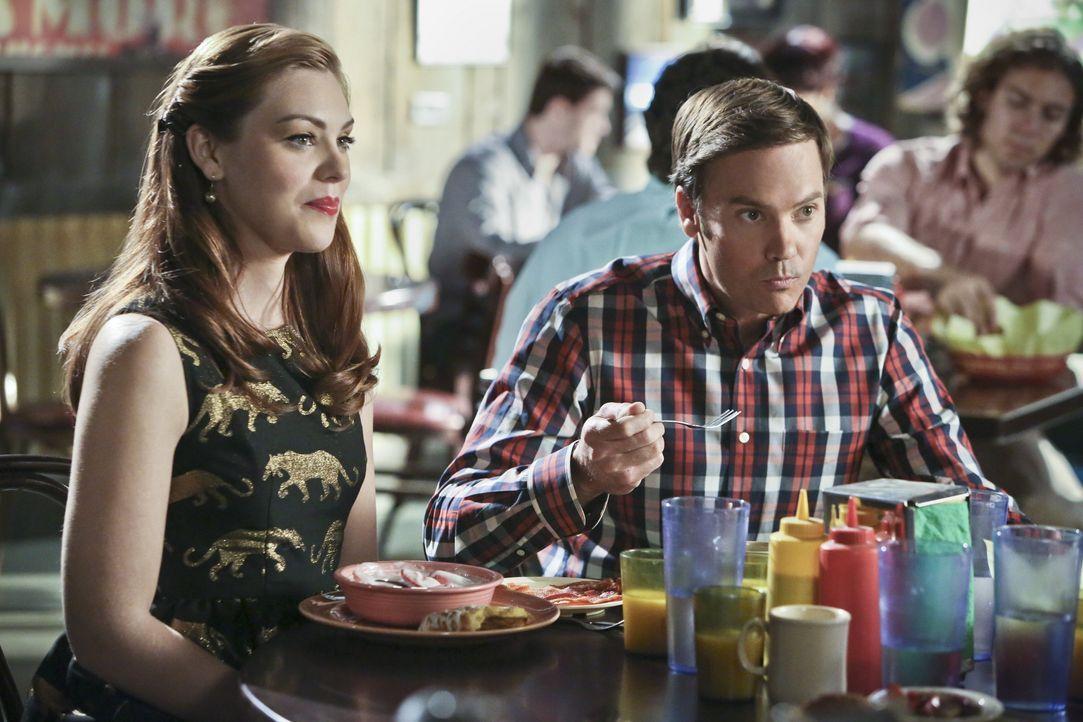 Folge 20: AB und Davis - Bildquelle: Warner Bros. Entertainment Inc.