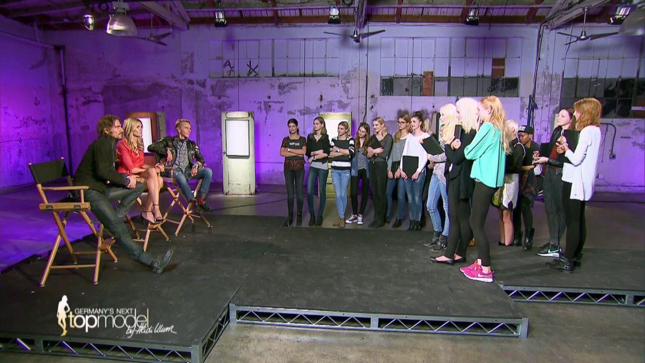 GNTM-10-Sendung05_004 - Bildquelle: ProSieben