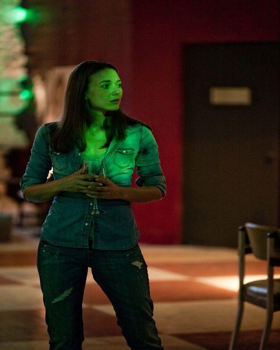 Im Visier eines Mörders: Jessica (Austin Highsmith) ... - Bildquelle: 2009 by PARAMOUNT PICTURES CORPORATION. All Rights Reserved.
