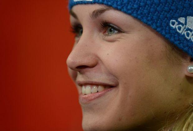 Olympia: Magdalena Neuner ist zuversichtlich