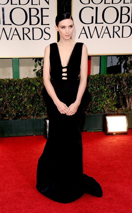 golden-globes-rooney-mara-12-01-15-getty-afpjpg 1056 x 1700 - Bildquelle: getty-AFP