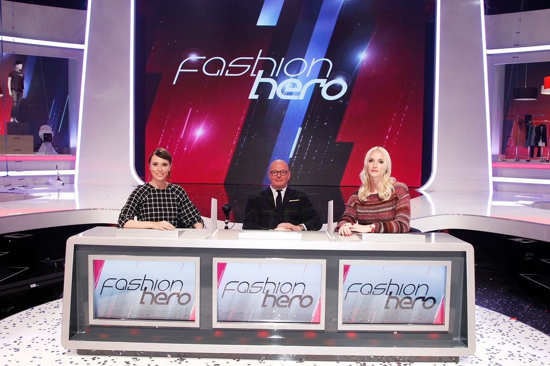 Fashion-Hero-Epi03-Show-092-ProSieben-Richard-Huebner - Bildquelle: Richard Huebner