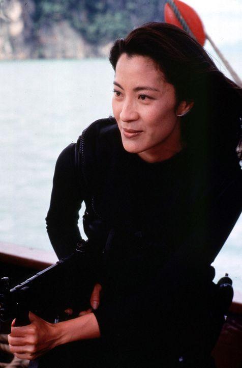 Michelle-Yeoh-James-Bond-Tomorrow-Never-Dies-1997-WENN-United-Artists - Bildquelle: WENN/United Artists