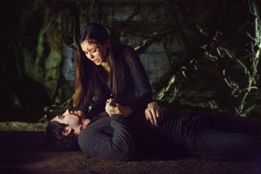 Elena und Jeremy - Bildquelle: Warner Bros. Entertainment Inc.