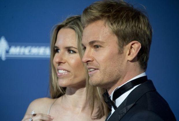 Babyglück im Hause Rosberg: Freude über Tochter Naila