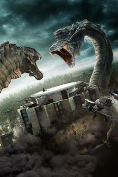 """Dragon Wars - """"Dragon Wars"""" - Artwork - Bildquelle: Sony 2007 CPT H..."""