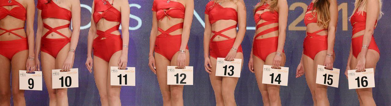 Miss-Germany-Gewinnerin-Teilnehmer-5-dpa - Bildquelle: dpa