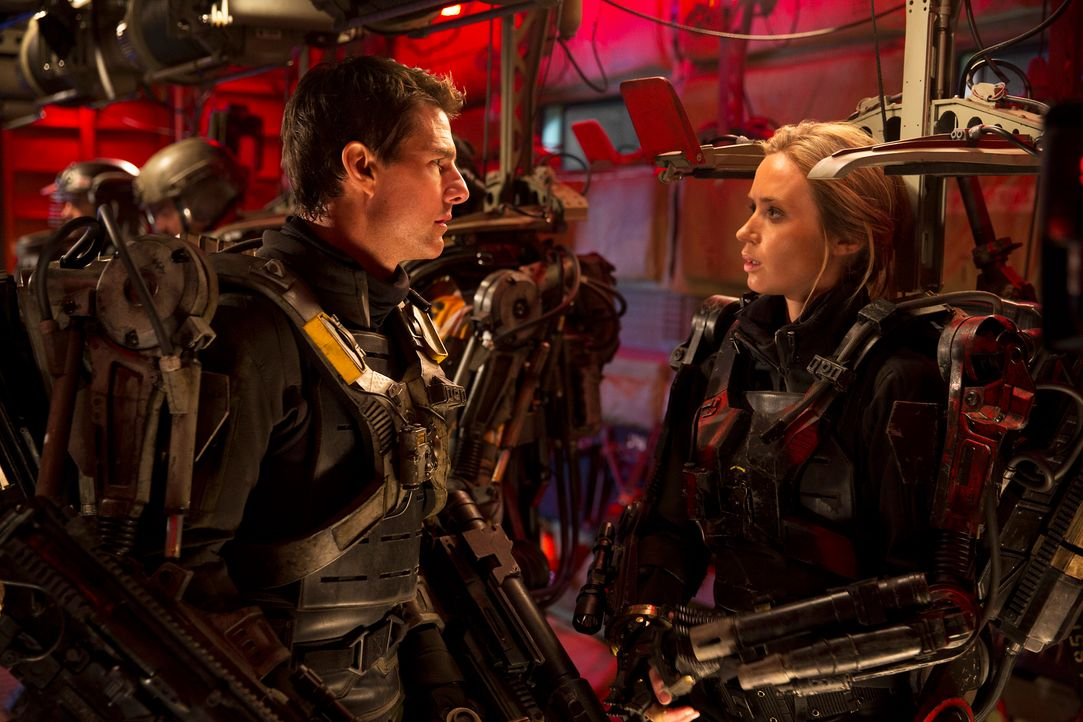 Edge-of-Tomorrow-03-Warner-Bros-Entertainment - Bildquelle: Warner Bros. Entertainment Inc.