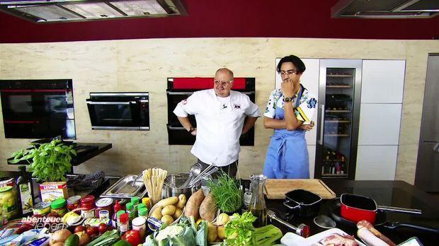 Abenteuer Leben - Abenteuer Leben - Donnerstag: Kann Die Jugend Cordon Bleu Kochen?