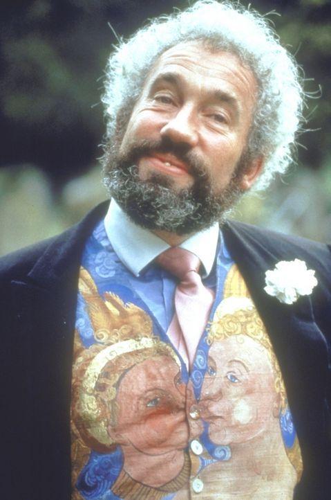 Der Todesfall: Nach einem ausgelassenen Tänzchen bekommt Gareth (Simon Callow) einen Herzinfarkt ... - Bildquelle: Gramercy Pictures