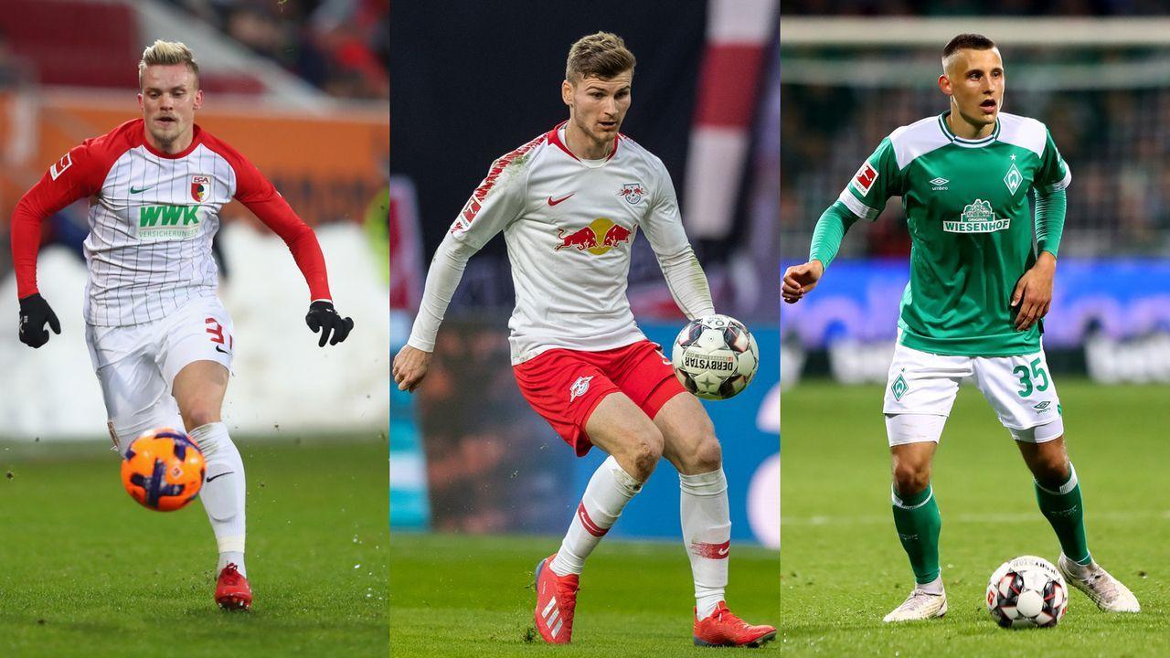 Bundesliga Trio im BVB-Fokus  - Bildquelle: Getty