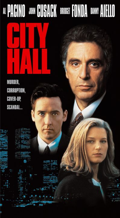 City Hall - Plakat - Bildquelle: Warner Bros. Television