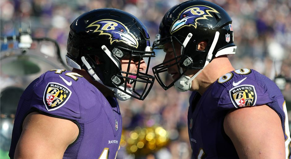 Baltimore Ravens - Bildquelle: 2017 Getty Images
