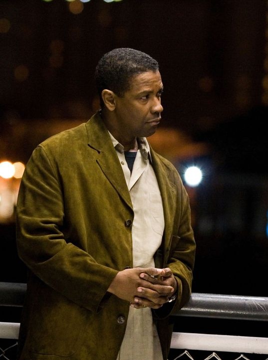 Um einen hemmungslosen Terroristen schachmatt zu setzen, nimmt ATF-Agent Doug Carlin (Denzel Washington) Kontakt zu einer geheimen FBI-Organisation... - Bildquelle: Disney. All Rights reserved.