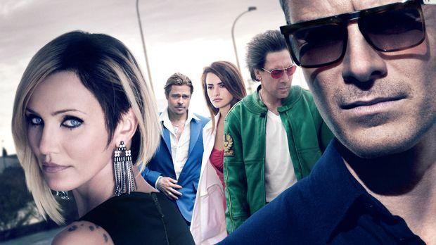 The Counselor - Artwork © TM and   2013 Twentieth Century Fox Film Corporatio...