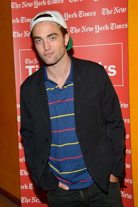Robert Pattinson mit Cosmopolis bei der New Yotk Times - Bildquelle: AFP