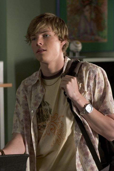 Macht seiner Mutter Vorwürfe, weil sie Drogen verkauft und ihn angelogen hat: Silas (Hunter Parrish) ... - Bildquelle: Lions Gate Television