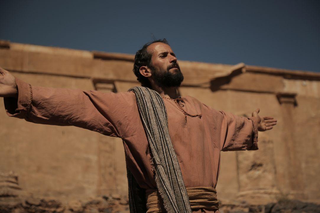 Ein Jünger Jesu: Der Apostel Thomas verbreitet nach der Kreuzigung von Jesus Christus das Evangelium... - Bildquelle: Arcadia Entertainment Inc.