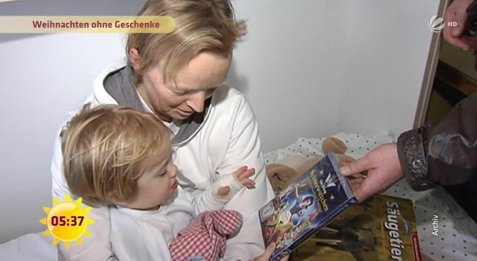 Frühstücksfernsehen - Video - Weihnachten ohne Geschenke - Sat.1