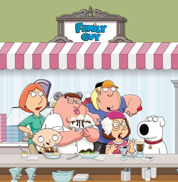 (13. Staffel) - Die Familie Griffins hält zusammen ... - Bildquelle: 2014 Twentieth Century Fox Film Corporation. All rights reserved.