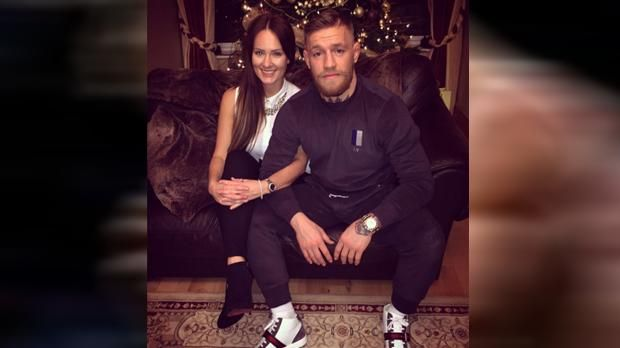 Conor Mcgregor Freundin