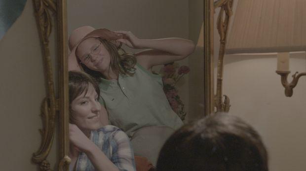 Fun with Mum: Die 13-jährige Teresa (r.) albert mit ihrer Mutter Doris Arndt...