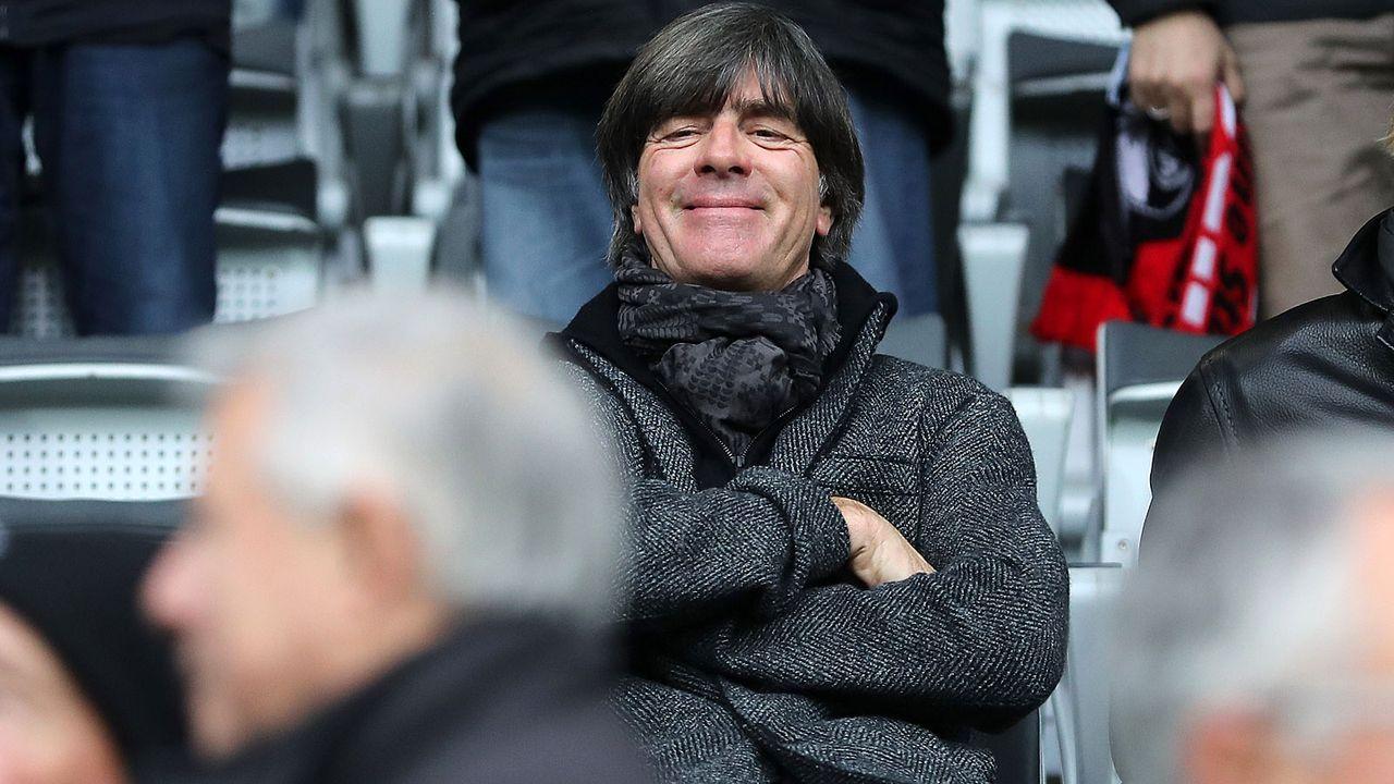 Bundestrainer Löw schaut vorbei - Bildquelle: 2019 Getty Images