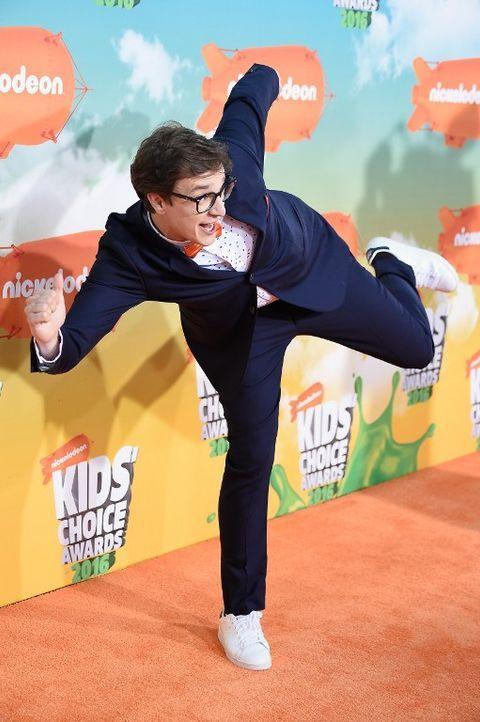 Nickelodeon-02-sascha-quade-getty-AFP - Bildquelle: getty-AFP