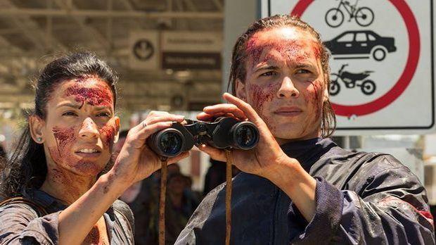 """""""Fear the Walking Dead"""" vor Staffel 3: Kein Ausweg für Nick und Luc..."""
