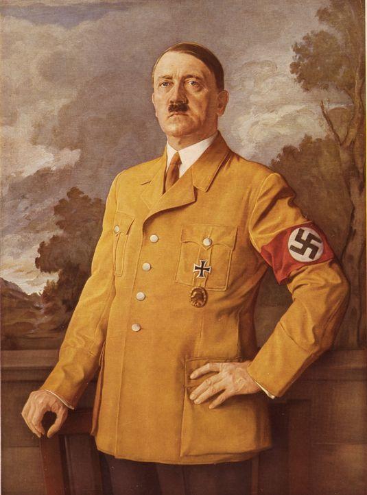 Diese Dokumentation geht der Frage nach, warum unterstützten Millionen Menschen Adolf Hitler und seine Politik. Mit historischem Filmmaterial, Zeitz... - Bildquelle: Library of Congress