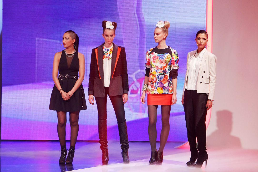 Fashion-Hero-Epi03-Show-073-ProSieben-Richard-Huebner - Bildquelle: Richard Huebner