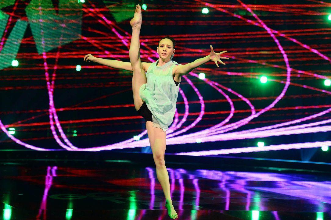 Got-To-Dance-Lea-Johanna-Krauss-11-SAT1-ProSieben-Willi-Weber - Bildquelle: SAT.1/ProSieben/Willi Weber