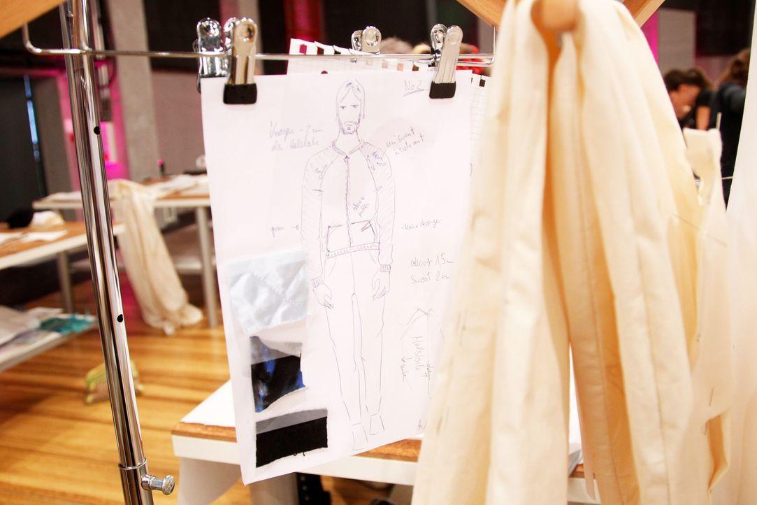 Fashion-Hero-Epi01-Atelier-54-ProSieben-Richard-Huebner - Bildquelle: ProSieben / Richard Huebner