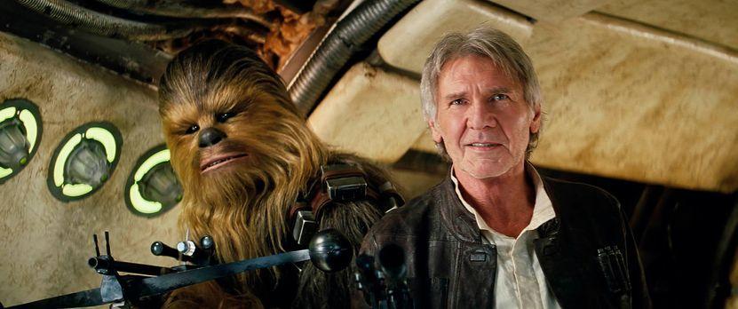 Star-Wars-Das-Erwachen-der-Macht-28-Lucasfilm - Bildquelle: Lucasfilm 2015