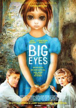 Big-Eyes-Filmplakat-01-Studiocanal - Bildquelle: STUDIOCANAL