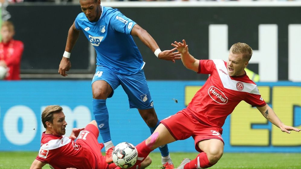Heimsieg für Düsseldorf gegen Hoffenheim - Bildquelle: FIROFIROSID