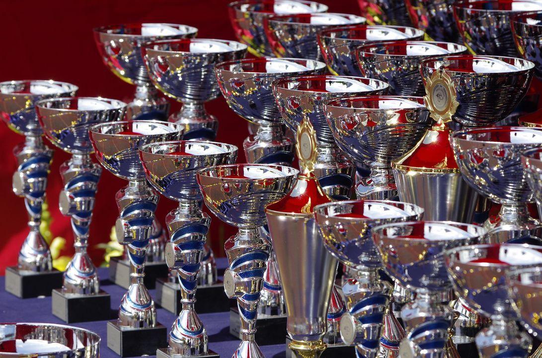 5. Preise gewinnen!Olympiaden-Sieger, Nobelpreisträger und Oscar-Gewinner&nb...