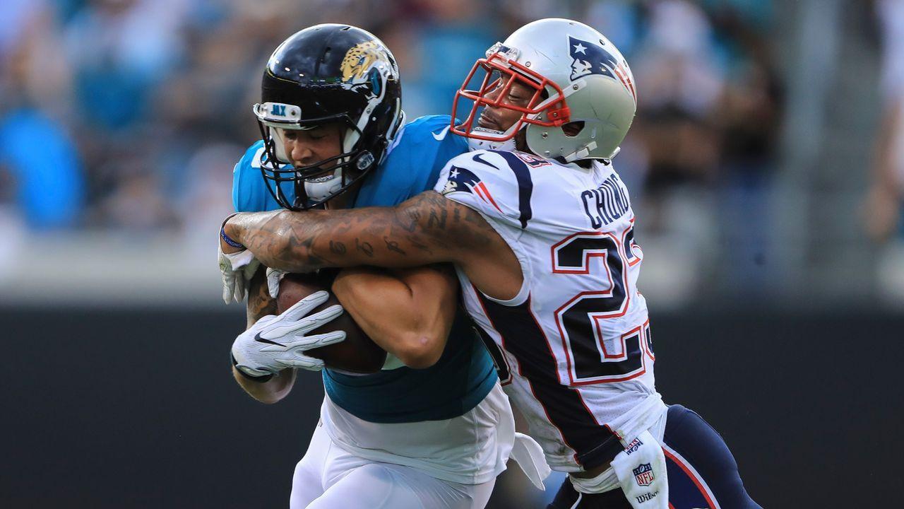 Patrick Chung (New England Patriots) - Bildquelle: 2018 Getty Images
