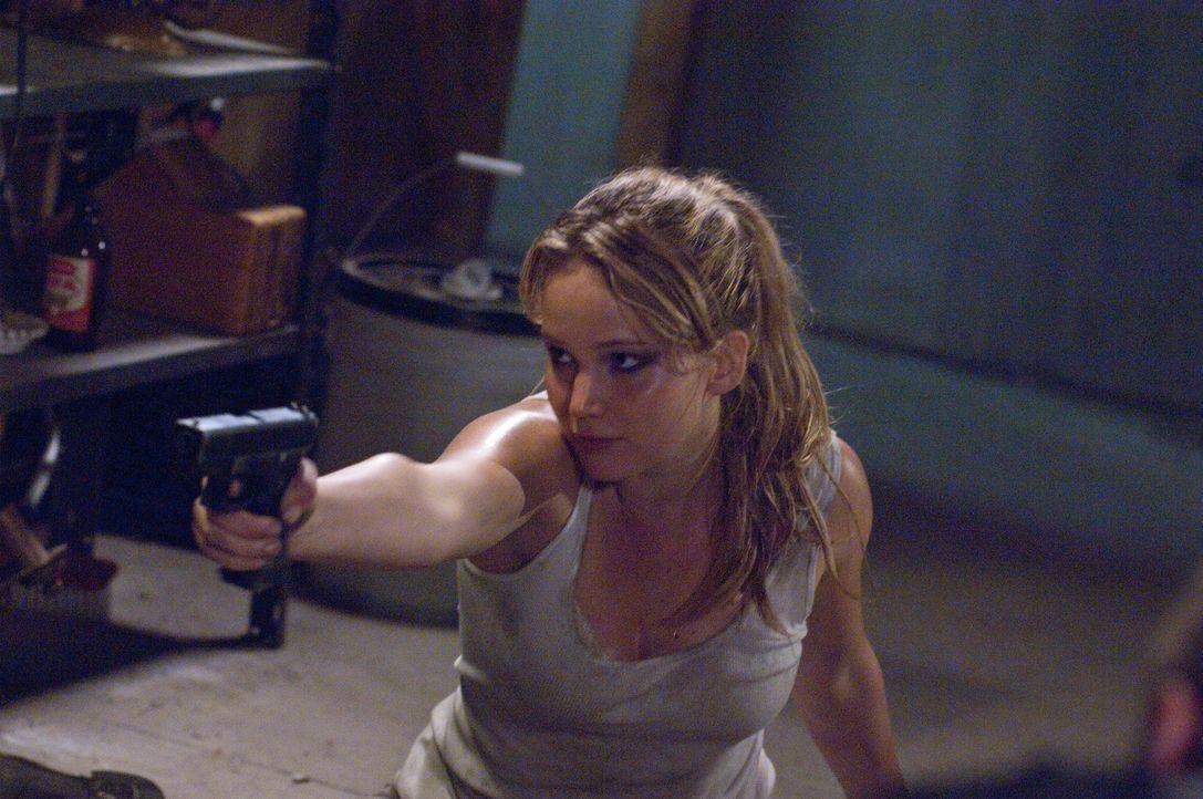 Nach dem Vorfall beim Bandwettbewerb will sie eigentlich nur nach Ryan sehen, doch in dessen Haus macht Elissa (Jennifer Lawrence) eine schreckliche... - Bildquelle: 2011 HATES, LLC.  All Rights Reserved.