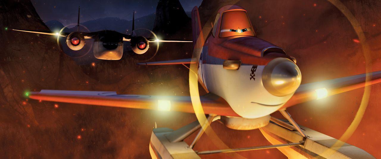 Planes-2-Immer-im-Einsatz-08-Walt-Disney - Bildquelle: 2014 Disney Enterprises, Inc. All Rights Reserved.