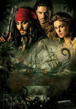 Pirates of the Caribbean - Fluch der Karibik 2 - PIRATES OF THE CARIBBEAN  -...