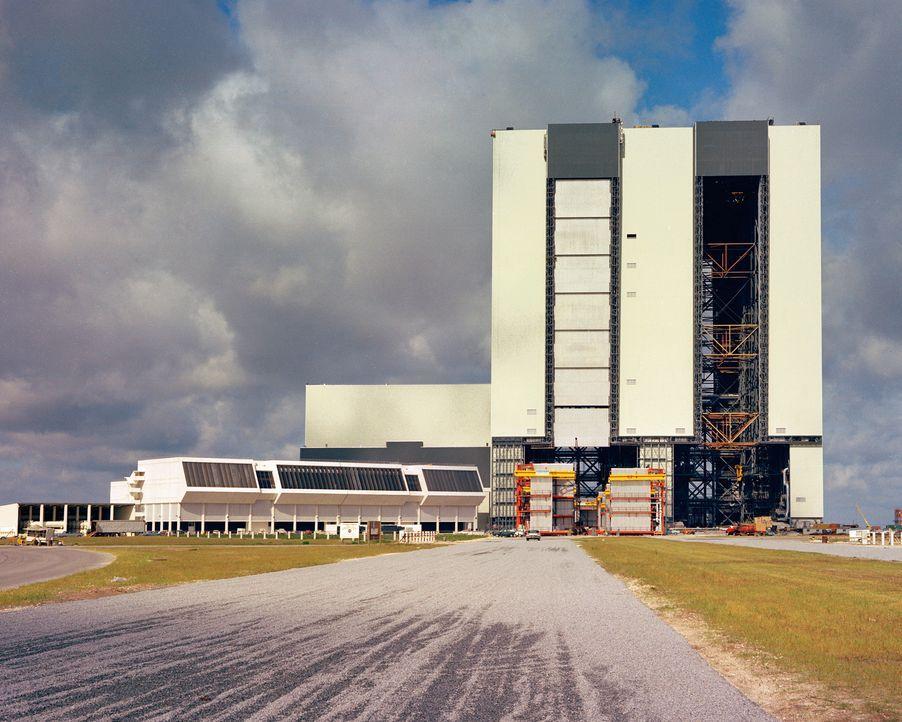"""Bei """"Moderne Wunder"""" dreht sich dieses Mal alles rund um Ein- und Ausgänge ... - Bildquelle: NASA"""