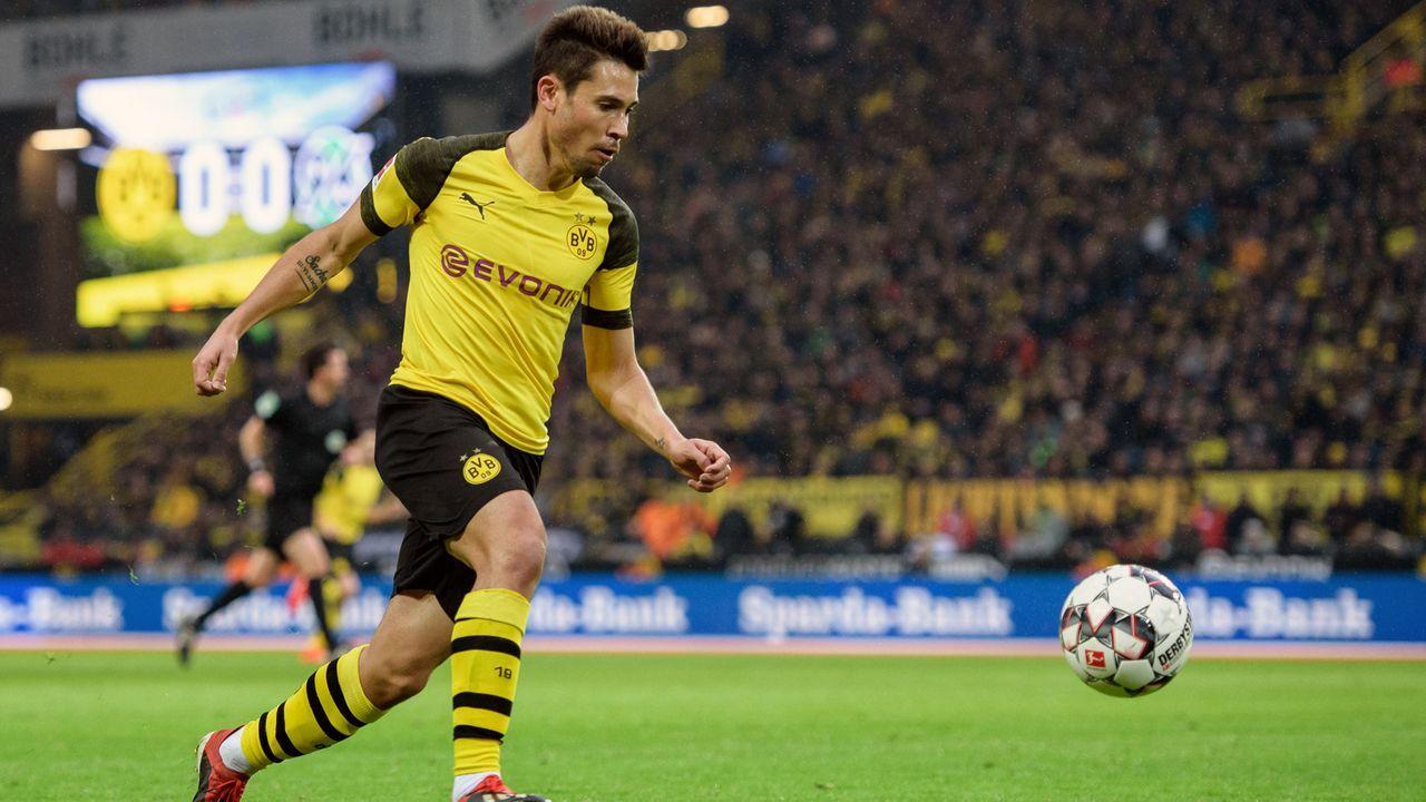 Raphael Guerreiro (Borussia Dortmund) - Bildquelle: Bongarts/Getty Images
