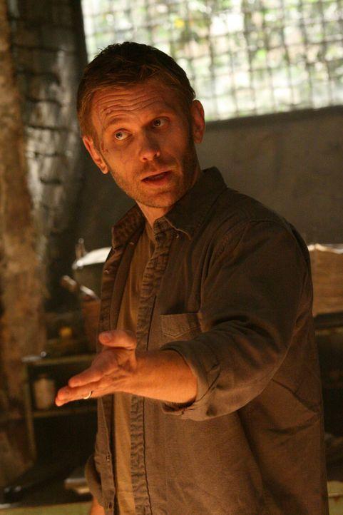 Sam, Dean, Jo und Ellen versuchen nach wie vor, Luzifer (Mark Pellegrino) zu töten. Allerdings kommt Meg ihnen in die Quere und hetzt die Höllenhund... - Bildquelle: Warner Bros.