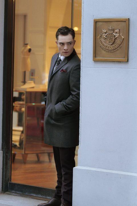 Nate kommt hinter die Wahrheit über den Autounfall von Blair und Chuck (Ed Westwick) und tut sich mit einem überraschenden Verbündeten zusammen um w... - Bildquelle: Warner Bros. Television
