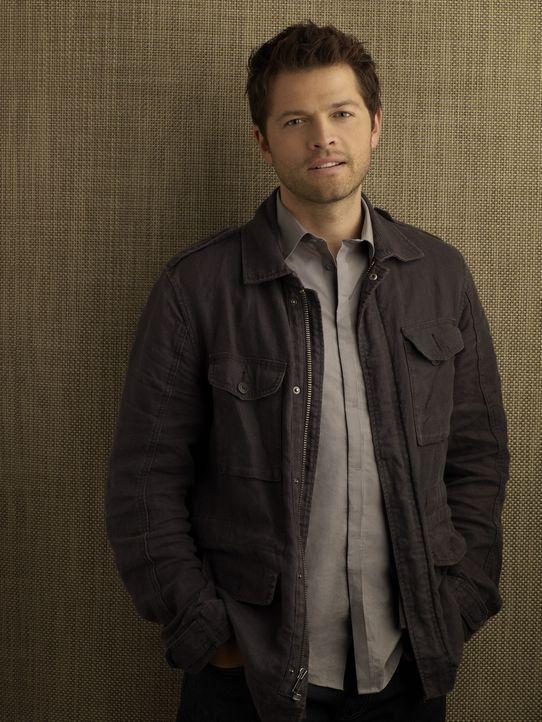 (5. Staffel) - Supernatural: Castiel (Misha Collins) - Bildquelle: Warner Bros. Television