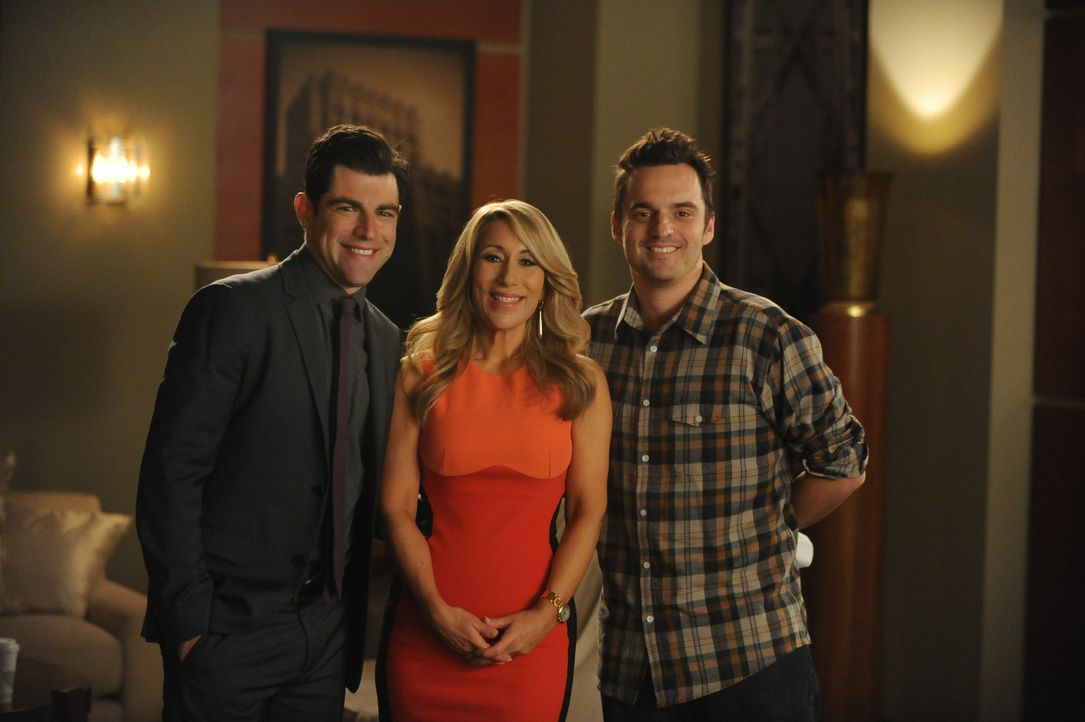 New Girl Staffel 4: Lori Greiner - Bildquelle: Fox Broadcasting Company