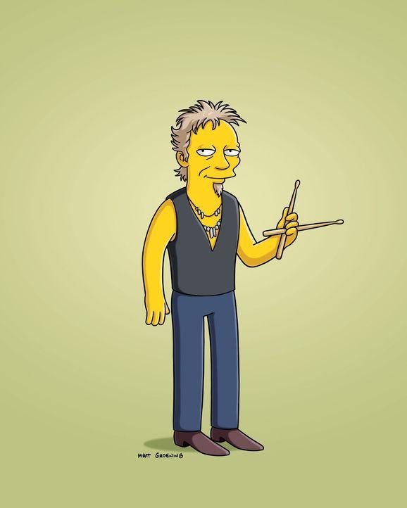 Aerosmith Schlagzeuger Joey Kramer ... - Bildquelle: und TM Twentieth Century Fox Film Corporation - Alle Rechte vorbehalten