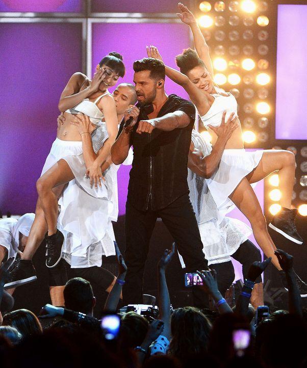 Billboard-Music-Awards-Ricky-Martin-14-05-18-getty-AFP - Bildquelle: getty-AFP